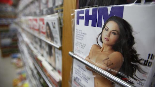 מה ההבדל בין מגזין גברים ואנסים?