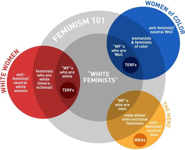 """""""פמיניזם לבן"""""""