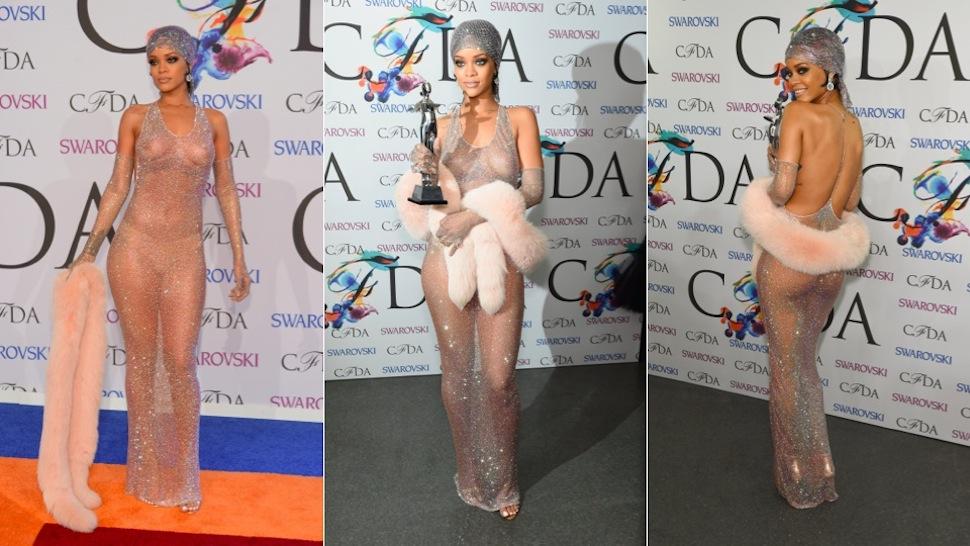 השמלה של ריהאנה