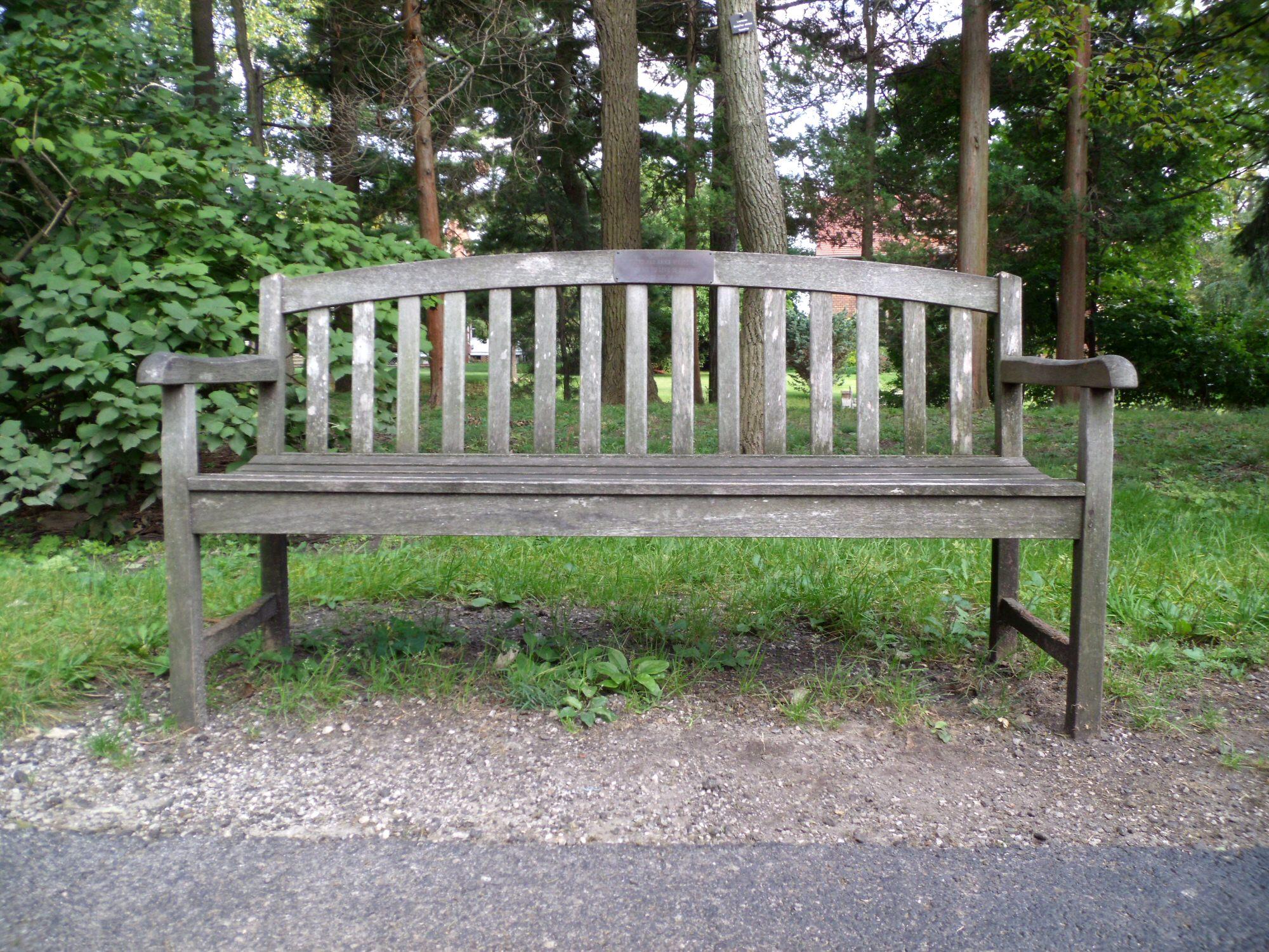 ספסל ישן
