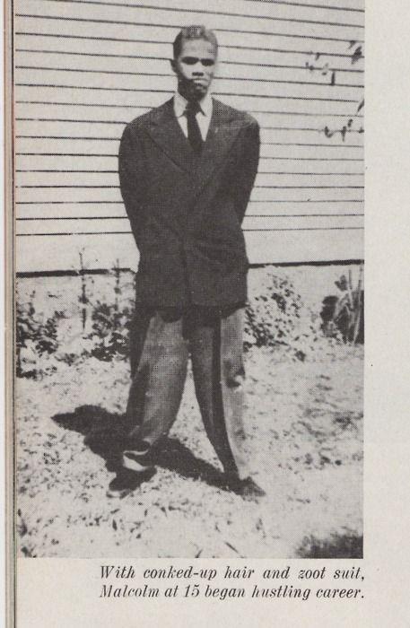 מלקולם X בזוט סוט, גיל 15